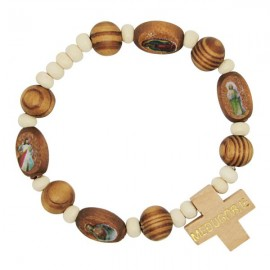 Bracelet dizainier Medjugorje